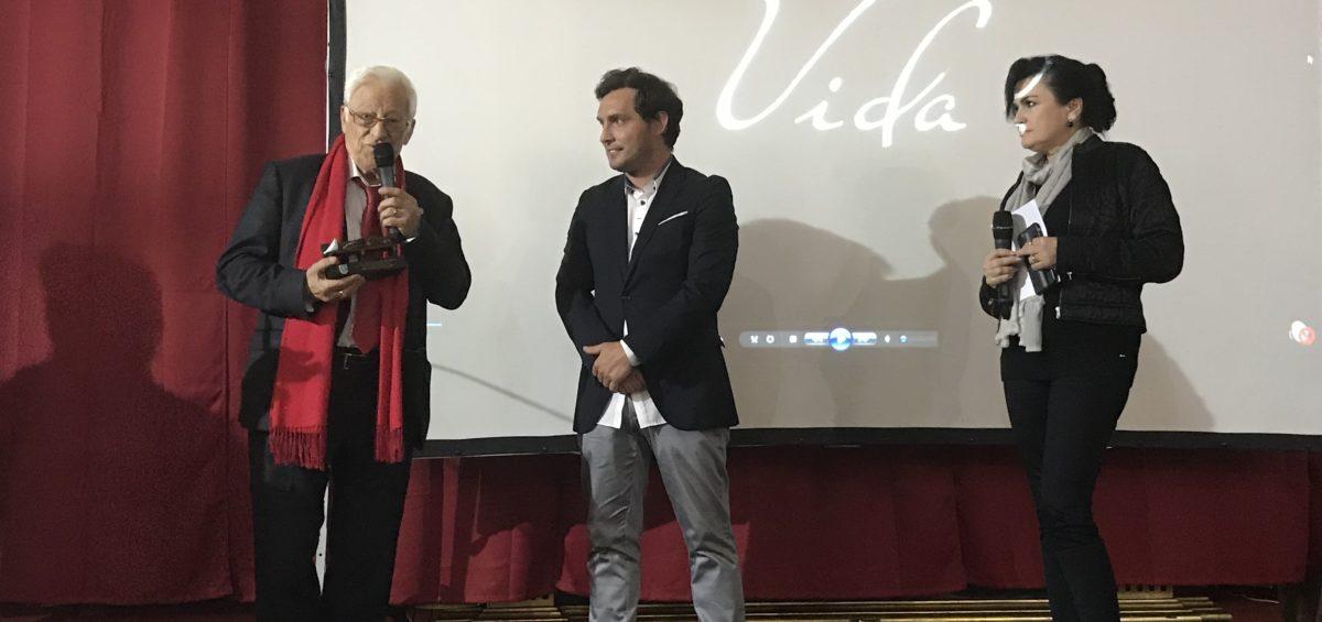 Preestreno en San Antón